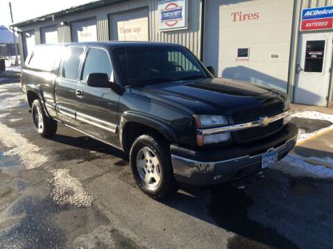 2005 Chevrolet Silverado 1500 for sale at TRI-STATE AUTO OUTLET CORP in Hokah MN