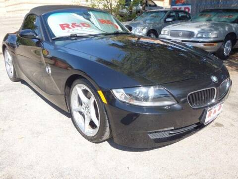 2007 BMW Z4 for sale at R & D Motors in Austin TX