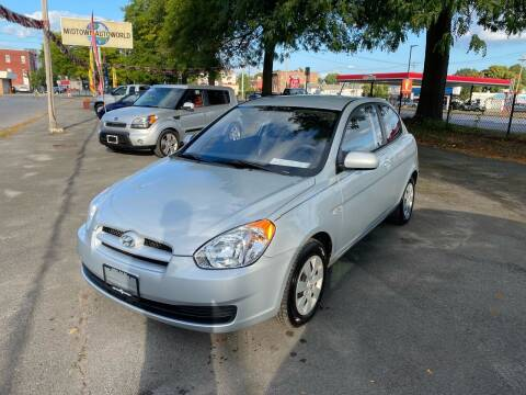2010 Hyundai Accent for sale at Midtown Autoworld LLC in Herkimer NY