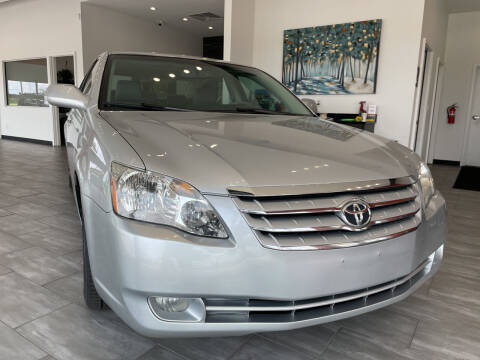 2007 Toyota Avalon for sale at Evolution Autos in Whiteland IN