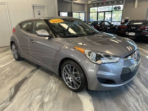 2016 Hyundai Veloster for sale at Crossroads Car & Truck in Milford OH