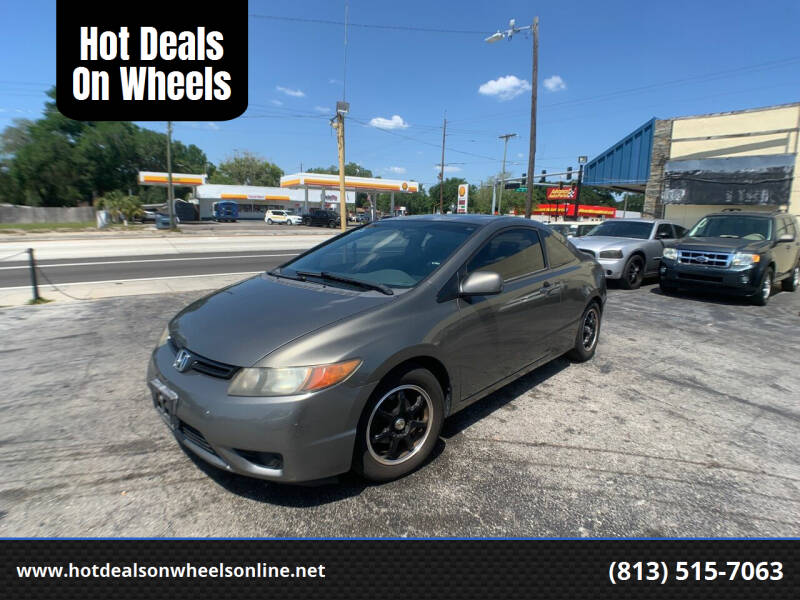 2006 Honda Civic for sale at Hot Deals On Wheels in Tampa FL