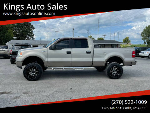 2006 Ford F-150 for sale at Kings Auto Sales in Cadiz KY