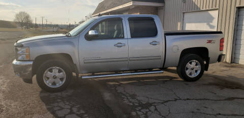 2013 Chevrolet Silverado 1500 for sale at RAP Automotive in Goshen IN
