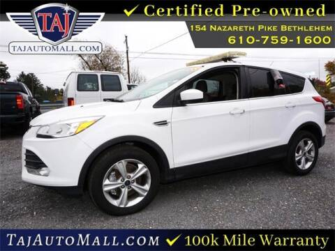 2016 Ford Escape for sale at Taj Auto Mall in Bethlehem PA