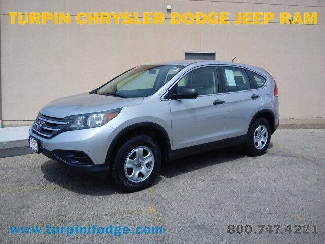2014 Honda CR-V for sale at Turpin Dodge Chrysler Jeep Ram in Dubuque IA