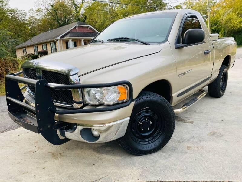 2005 Dodge Ram Pickup 1500 for sale at Cobb Luxury Cars in Marietta GA