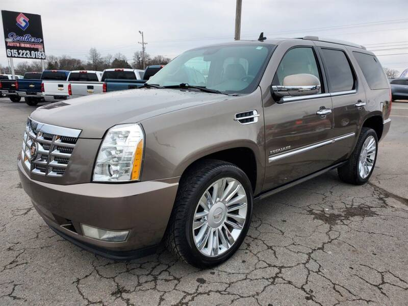 2013 Cadillac Escalade for sale at Southern Auto Exchange in Smyrna TN