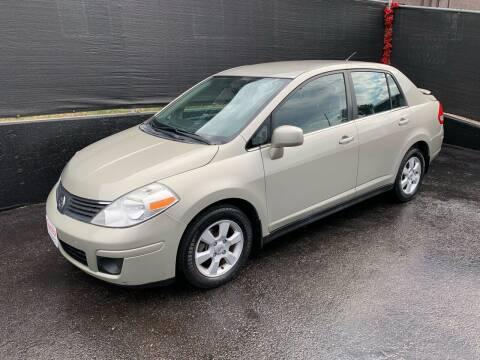 2008 Nissan Versa for sale at McManus Motors in Wheat Ridge CO
