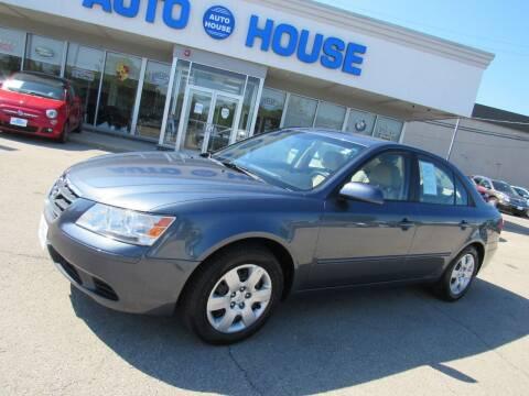 2010 Hyundai Sonata for sale at Auto House Motors in Downers Grove IL