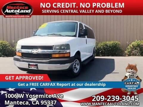2006 Chevrolet Express Cargo for sale at Manteca Auto Land in Manteca CA