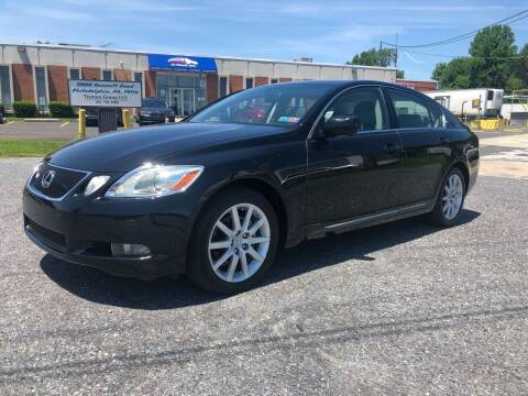 2006 Lexus GS 300 for sale at PA Auto World in Levittown PA