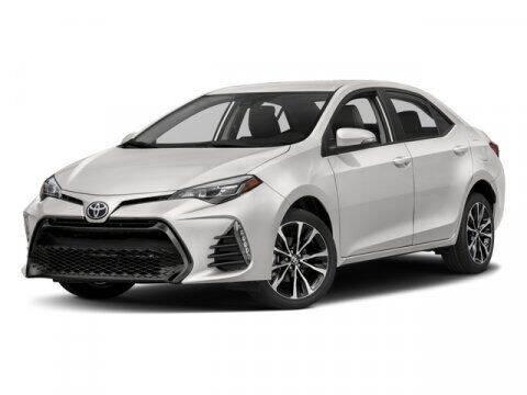 2018 Toyota Corolla for sale at HILAND TOYOTA in Moline IL