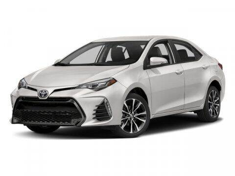 2018 Toyota Corolla for sale at Quality Toyota in Independence KS