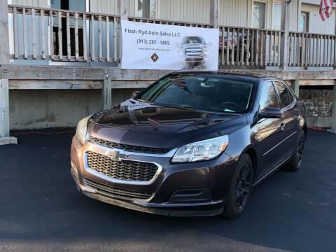 2015 Chevrolet Malibu for sale at Flash Ryd Auto Sales in Kansas City KS