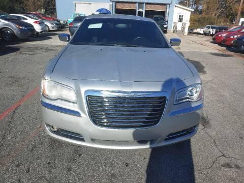 2011 Chrysler 300 for sale at Adonai Auto Broker in Marietta GA