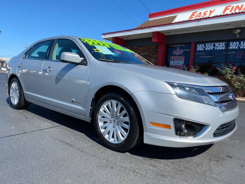 2010 Ford Fusion Hybrid for sale at Premium Motors in Louisville KY