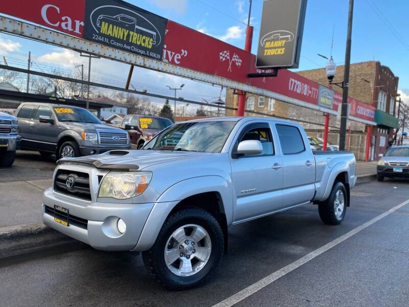 2006 Toyota Tacoma for sale at Manny Trucks in Chicago IL