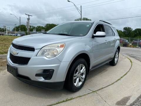 2010 Chevrolet Equinox for sale at Xtreme Auto Mart LLC in Kansas City MO