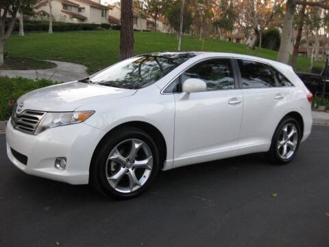 2009 Toyota Venza for sale at E MOTORCARS in Fullerton CA