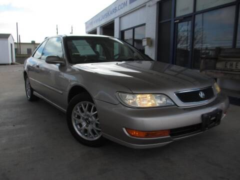 1999 Acura CL for sale at Jays Kars in Bryan TX
