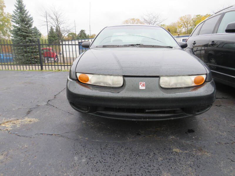 2002 Saturn S-Series for sale at A to Z Auto Financing in Waterford MI