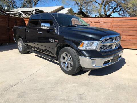 2016 RAM Ram Pickup 1500 for sale at Speedway Motors TX in Fort Worth TX