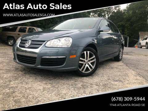 2006 Volkswagen Jetta for sale at Atlas Auto Sales in Smyrna GA