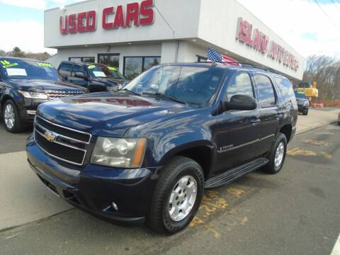 2009 Chevrolet Tahoe for sale at Island Auto Buyers in West Babylon NY