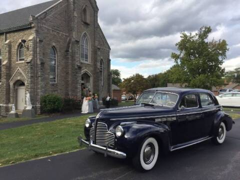 1940 Buick Roadmaster for sale at Classic Car Deals in Cadillac MI