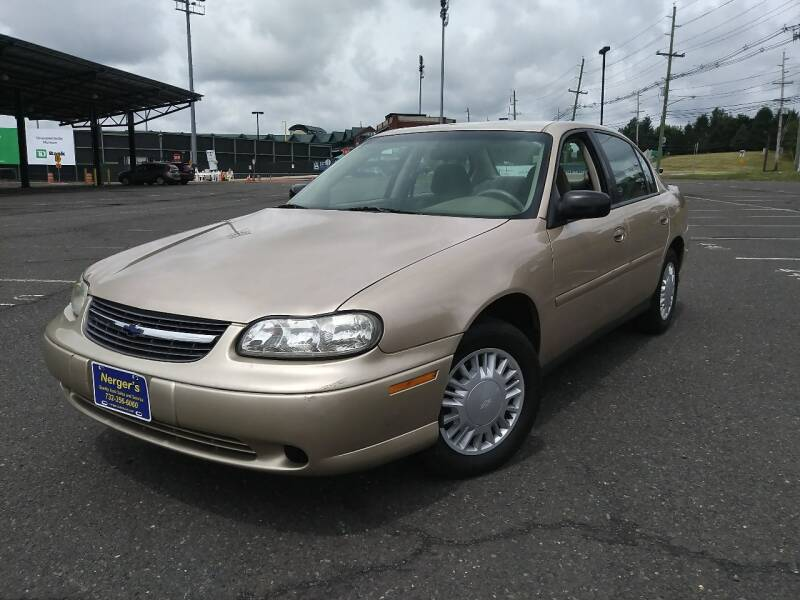 2003 Chevrolet Malibu for sale at Nerger's Auto Express in Bound Brook NJ