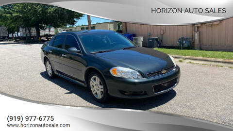 2014 Chevrolet Impala Limited for sale at Horizon Auto Sales in Raleigh NC