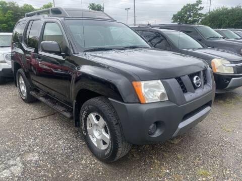 2008 Nissan Xterra for sale at Philadelphia Public Auto Auction in Philadelphia PA