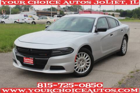 2018 Dodge Charger for sale at Your Choice Autos - Joliet in Joliet IL