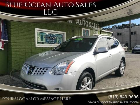 2009 Nissan Rogue for sale at Blue Ocean Auto Sales LLC in Tampa FL