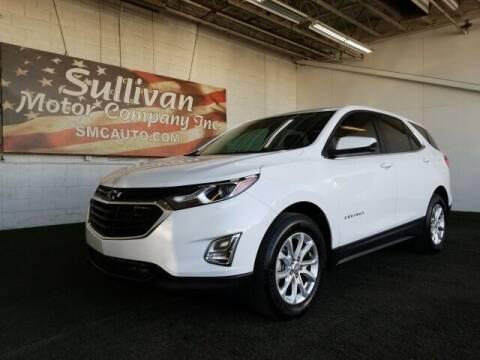 2019 Chevrolet Equinox for sale at SULLIVAN MOTOR COMPANY INC. in Mesa AZ