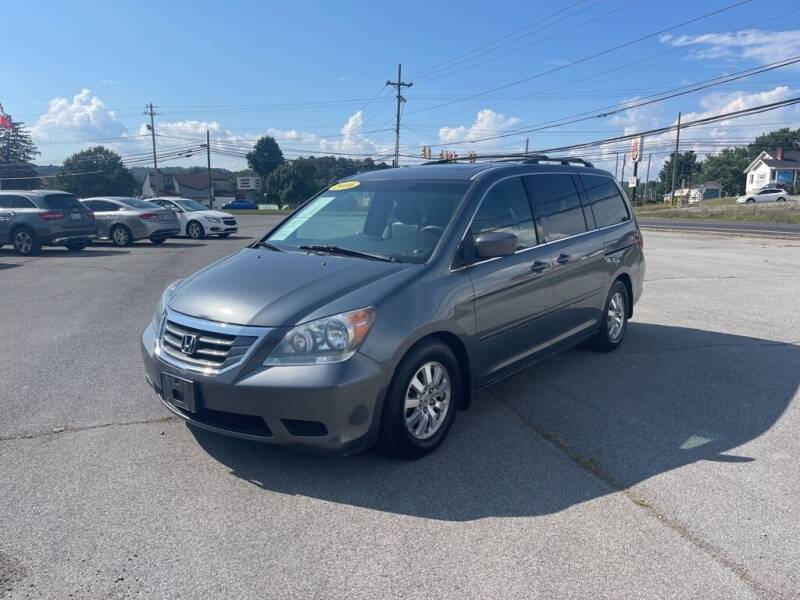 2010 Honda Odyssey for sale at Carl's Auto Incorporated in Blountville TN