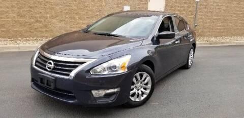 2015 Nissan Altima for sale at LA Motors LLC in Denver CO