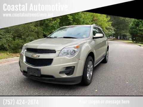 2014 Chevrolet Equinox for sale at Coastal Automotive in Virginia Beach VA