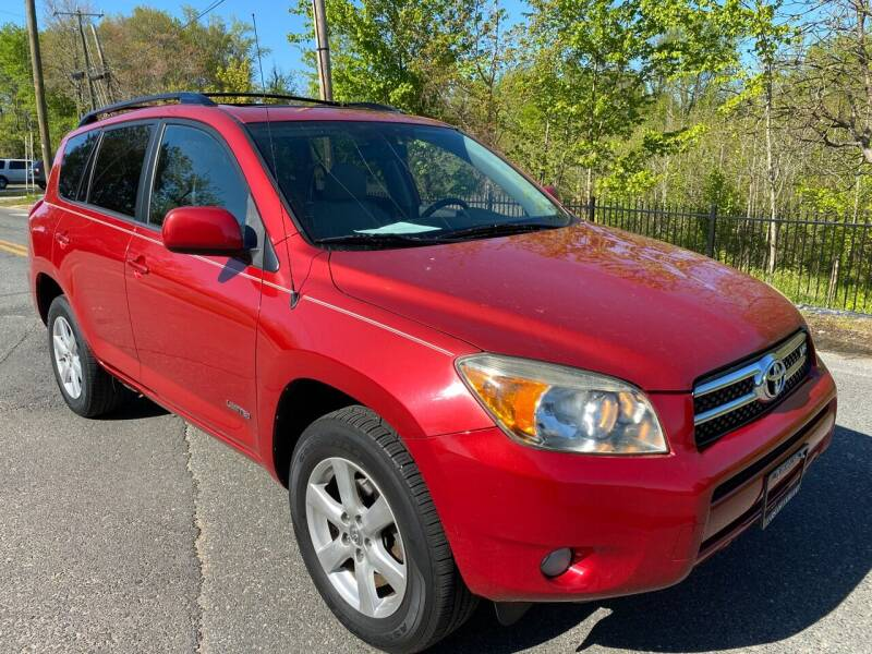 2008 Toyota RAV4 for sale at Used Cars of Fairfax LLC in Woodbridge VA