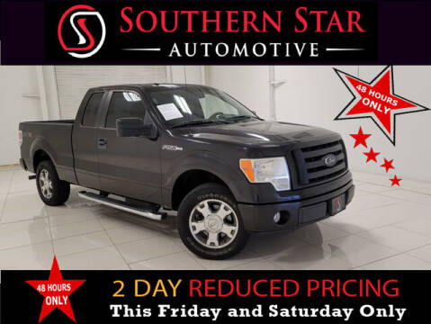 2010 Ford F-150 for sale at Southern Star Automotive, Inc. in Duluth GA