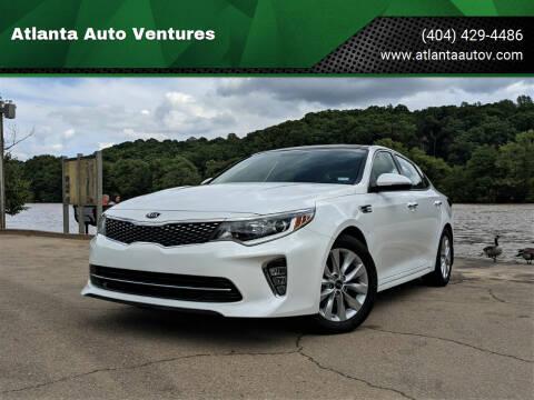 2018 Kia Optima for sale at Atlanta Auto Ventures in Roswell GA