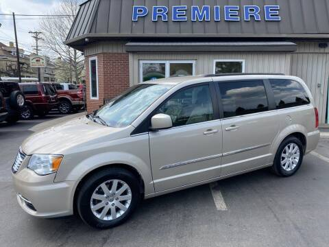 2015 Chrysler Town and Country for sale at Premiere Auto Sales in Washington PA