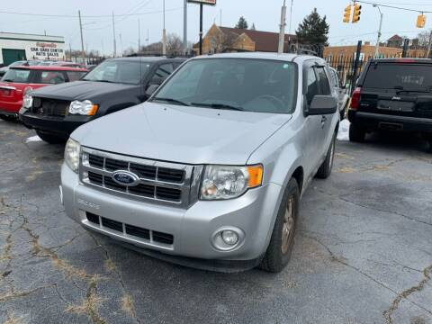 2010 Ford Escape for sale at Simon's Auto Sales in Detroit MI