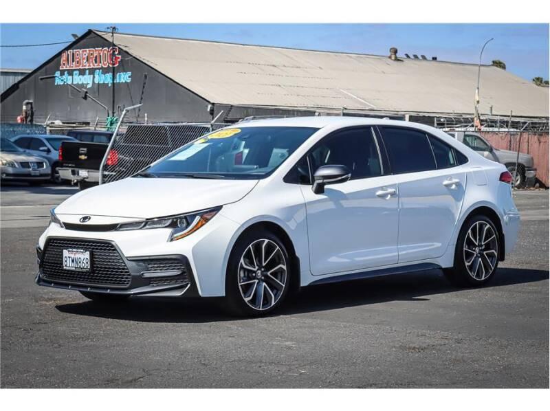 2021 Toyota Corolla for sale in Santa Ana, CA