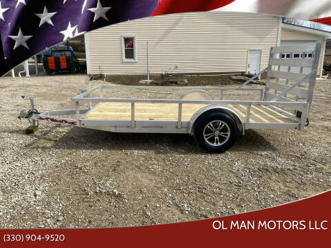 2021 Wolverine Trailers Trailer for sale at Ol Man Motors LLC in Louisville OH