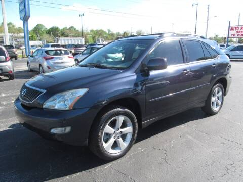 2004 Lexus RX 330 for sale at Blue Book Cars in Sanford FL