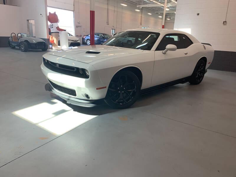 2015 Dodge Challenger for sale in Las Vegas, NV