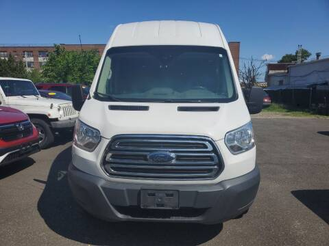 2015 Ford Transit Cargo for sale at OFIER AUTO SALES in Freeport NY