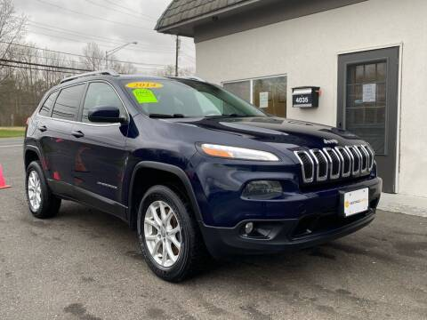 2014 Jeep Cherokee for sale at Vantage Auto Group in Tinton Falls NJ